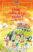 Boek cover Hoe overleef ik? - Hoe overleef ik mijn vader? (en hij mij!) van Francine Oomen (Hardcover)