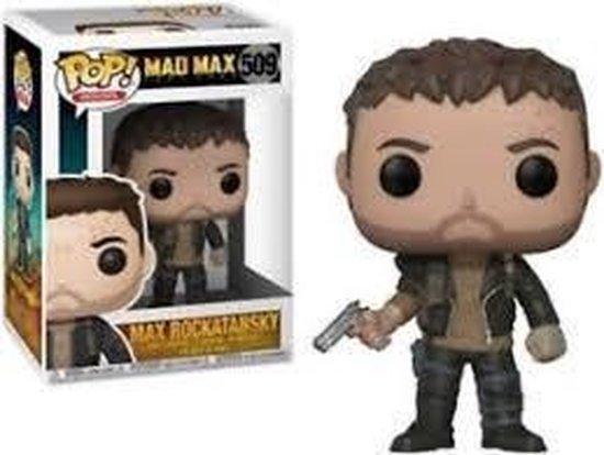 Funko Pop! Mad Max Fury Road Max Rockatansky - #509 Verzamelfiguur