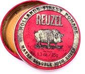 Reuzel Hf Pomade Water Soluble High Sheen - Red 35 gr