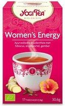 YogiTea Biologische Women's Energy