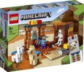 LEGO Minecraft De Handelspost - 21167