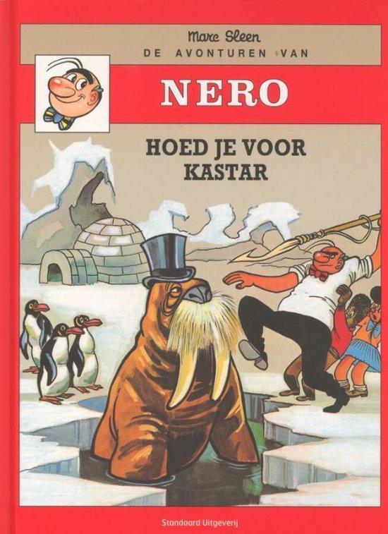 Cover van het boek 'Nero (hardcover) 22 Hoed je voor Kastar'