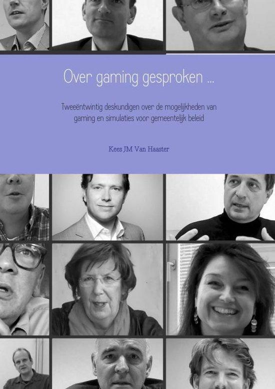 Over gaming gesproken