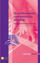 Communicatie Dossier 030 -   De professionele communicatieafdeling
