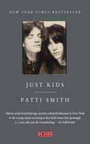 Omslag Just Kids: De Geschiedenis Van Een Vriendschap
