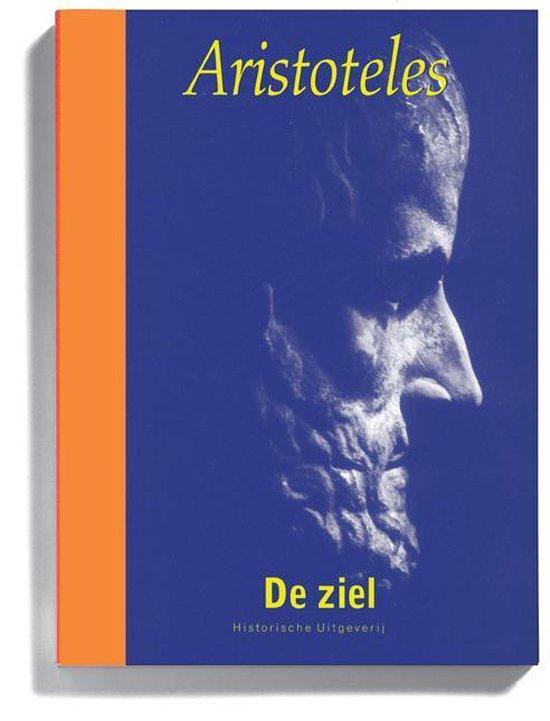 Boek cover Aristoteles in Nederlandse vertaling  -   De ziel van Aristoteles (Hardcover)