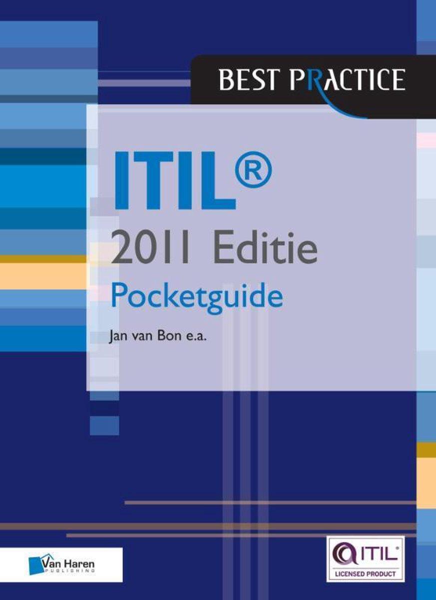 ITIL - Pocketguide - Jan van Bon