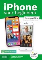 iPhone boek voor beginners – t/m iOS 14 – in kleur