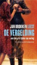 Boek cover De vergelding van Jan Brokken