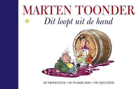 Alle verhalen van Olivier B. Bommel en Tom Poes 42 -   Dit loopt uit de hand - Marten Toonder