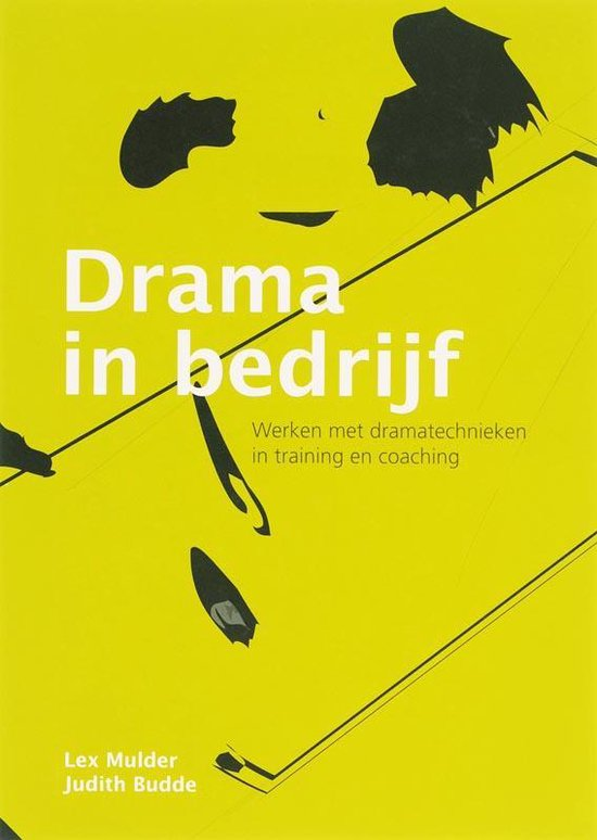 Boek cover Drama in bedrijf van Lex Mulder (Paperback)