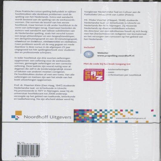 Praktische cursus - M. Visscher