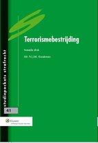 Studiepockets strafrecht 41 -   Terrorismebestrijding