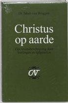 Boek cover Commentaar op het Nieuwe Testament Derde serie Afdeling Evangelien  -   Christus op aarde van Jacob van Bruggen
