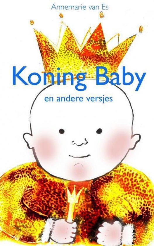 Cover van het boek 'Koning baby'