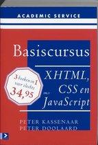 Basiscursussen  -   Basiscursus XHTML, CSS en Javascript