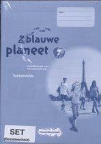 Boek cover De blauwe planeet 2e druk Toetsboekje 7 (set 5 ex) van N.v.t.