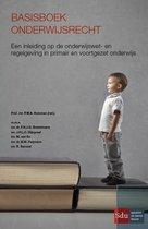 Boek cover Basisboek onderwijsrecht van Frans Brekelmans