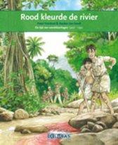 Terugblikken leesboeken 40 -  Rood kleurde de rivier Indonesie