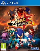 Sonic Forces - Standard Edition - PS4