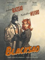 Blacksad sp. achter de schermen