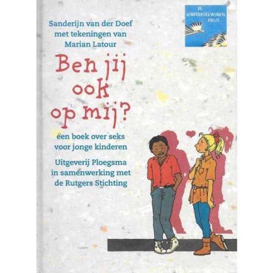 Boek cover Ben jij ook op mij? van Sanderijn Doef (Hardcover)
