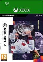 NHL 21: Deluxe Edition - Xbox One/Xbox Series X/S Download - Niet beschikbaar in België
