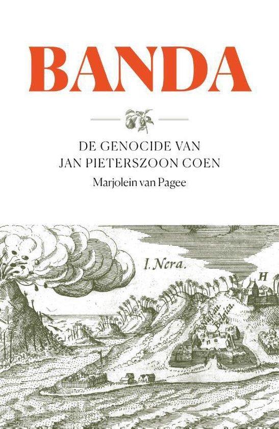 Boek cover Banda van Marjolein van Pagee (Paperback)