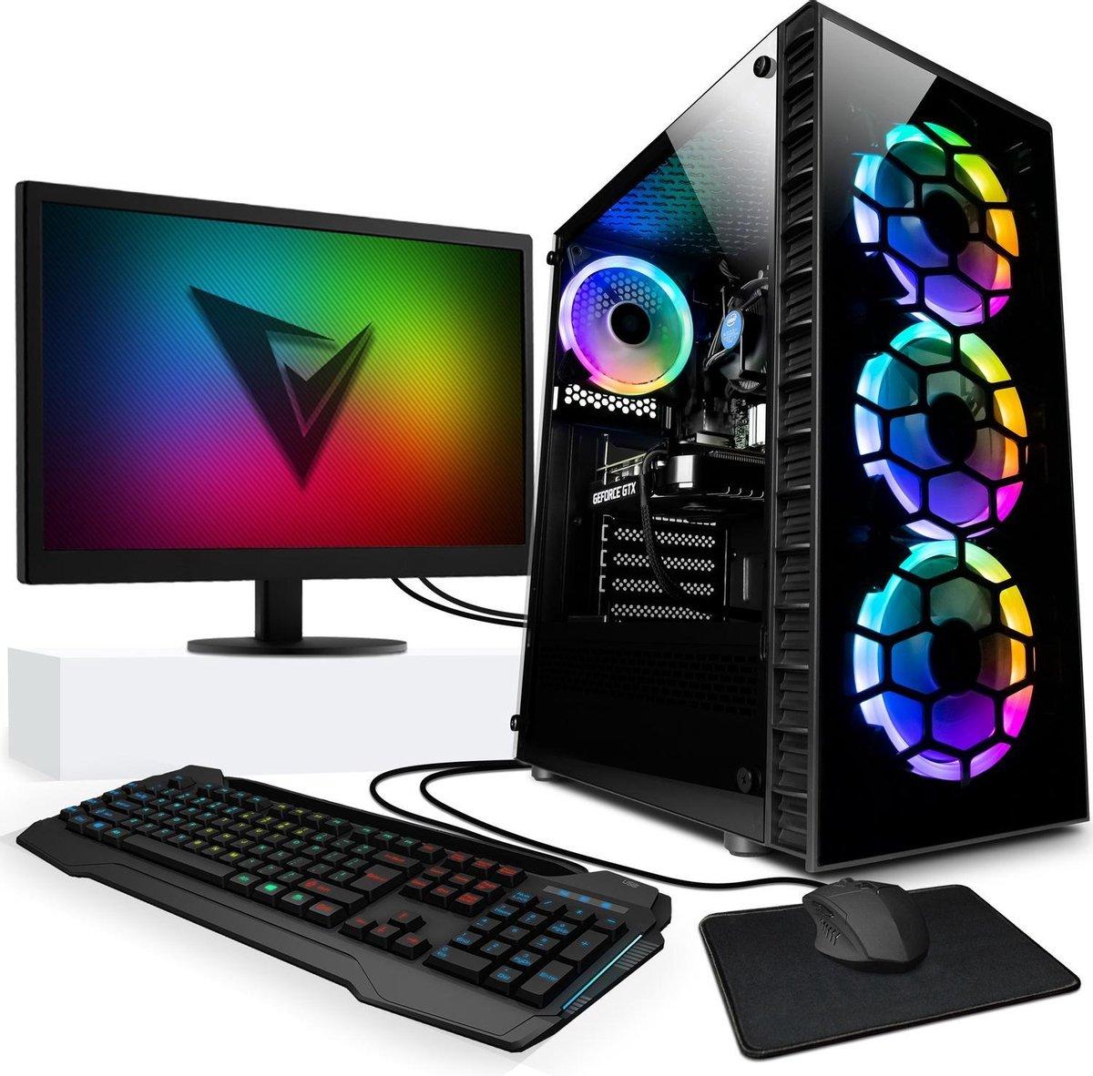 Vibox Gaming Desktop 4-6 – Game PC