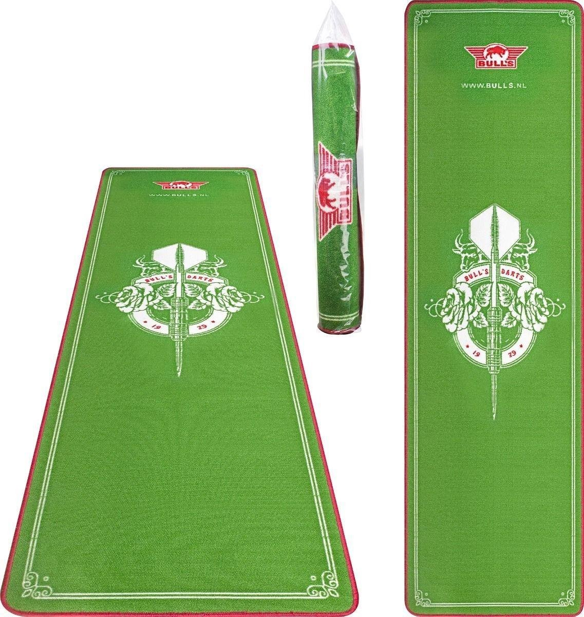 Bull's Carpet Mat Green 241x67 cm