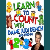 Omslag Learn to Count with Dame Judi Dench and Friends