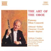 The Art of the Oboe - Famous Oboe Concerti / Anthony Camden