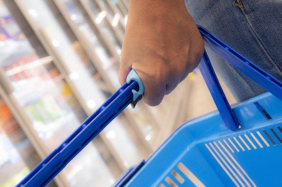 Gripz - preventie, handhygiëne, handen, geen mondkapje maar handkapje - duo blauw 300