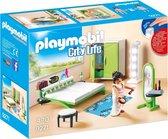 PLAYMOBIL City Life Slaapkamer met make-up tafel - 9271 - Multi