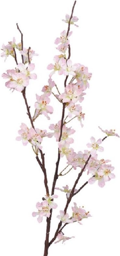 Belatio Flowers & Plants Kunstbloem - 84 Cm - Roze