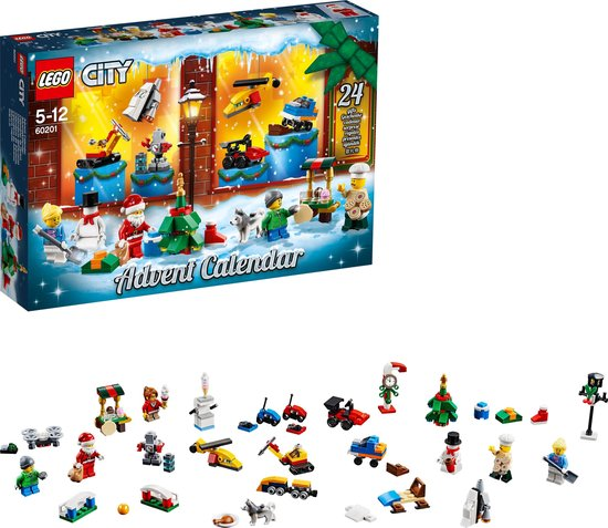 LEGO City Adventskalender 2018 - 60201