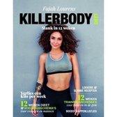 Boek cover Killerbody dieet van Fajah Lourens (Hardcover)