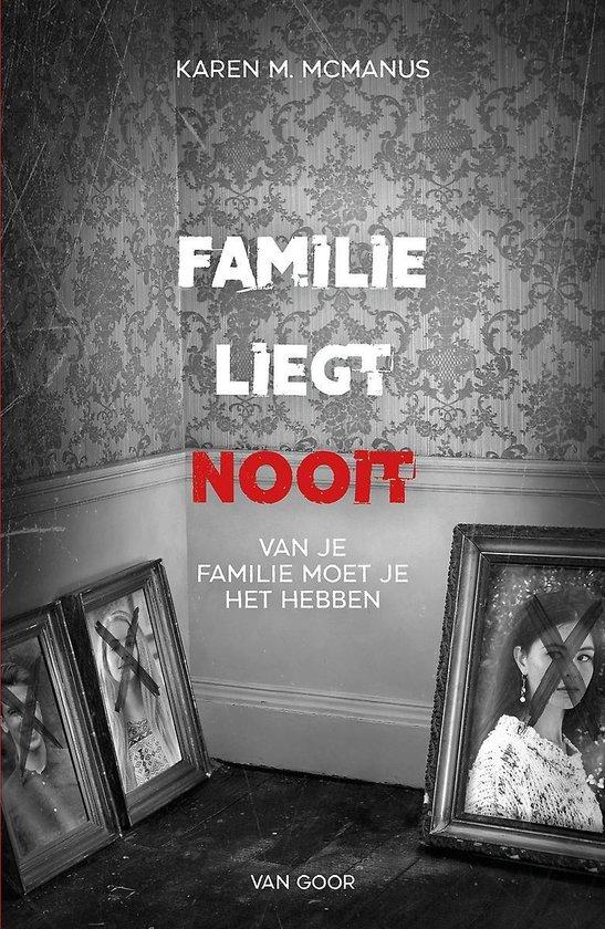 Familie liegt nooit - young adult boek december