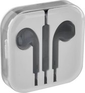 Grab 'n Go (bulk) Earphone 3.5mm in crystal box - zwart