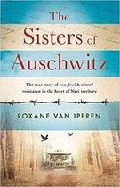 Boekomslag van 'The Sisters of Auschwitz'