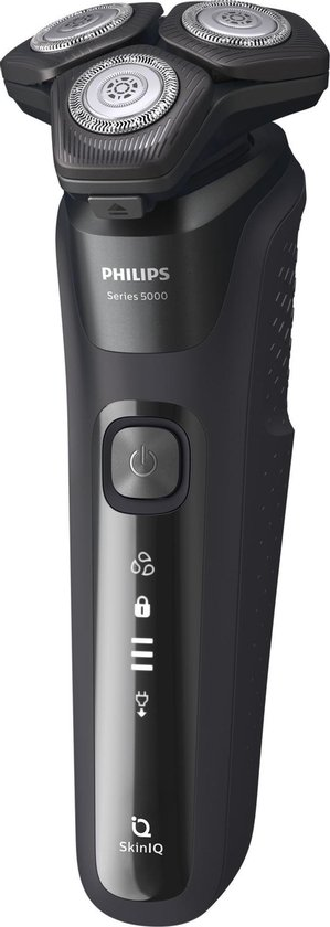 Philips SHAVER Series 5000 Elektrisch scheerapparaat, SteelPrecision-mesjes, Wet & Dry
