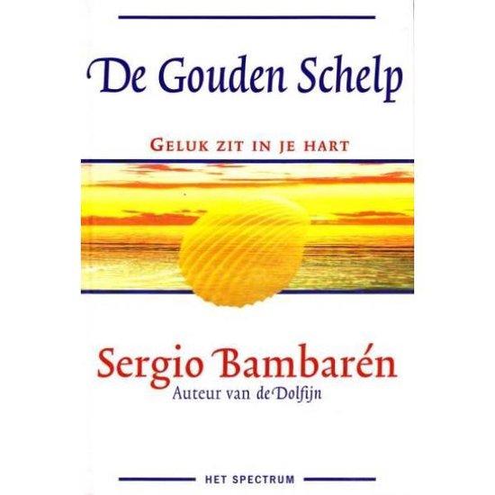 Boek cover De Gouden Schelp van Sergio Bambaren (Onbekend)