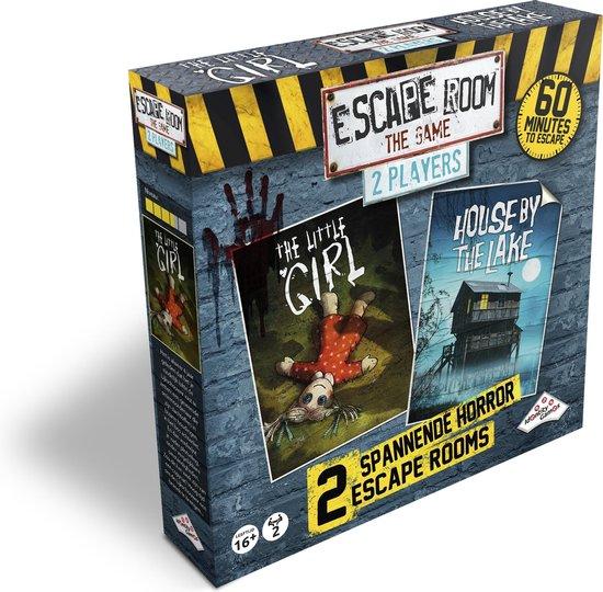 Afbeelding van het spel Escape Room The Game: 2 Players Horror