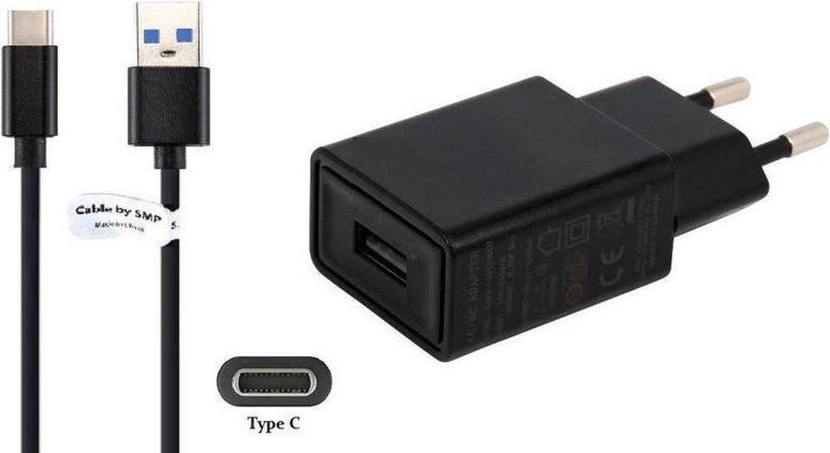3A lader TUV gekeurd 2,5 m Oplaadkabel USB 3.0 en oplader adapter met stekker. Past ook op Samsung. O.a. Galaxy Tab S7 (SM-T870), Tab A 8.4 2020 (SM-T307), Tab S7+ plus (SM-T970), Tab S6 Lite (SM-P610)