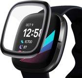 Fitbit Versa 3 Screenprotector - Screenprotector Fitbit Versa 3 - Full Screen Protector