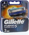 Gillette Fusion ProGlide Manual 3 stuks - Scheermesjes