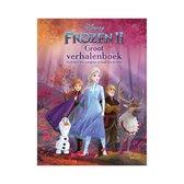 Boek cover Disney Frozen 2 groot verhalenboek van Disney (Hardcover)