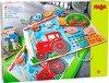 Afbeelding van het spelletje Haba Rijgspel Boerderij Junior Hout 23 Onderdelen