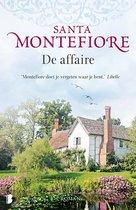 Boek cover De affaire van Santa Montefiore