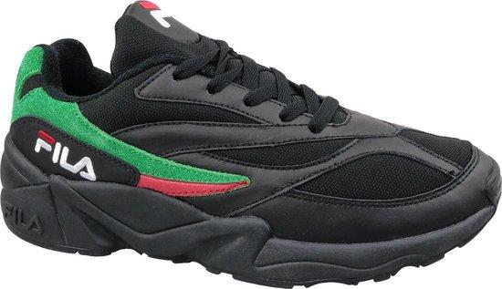 Fila 94 Low 1010544-11J, Mannen, Zwart, Sneakers maat: 44 EU